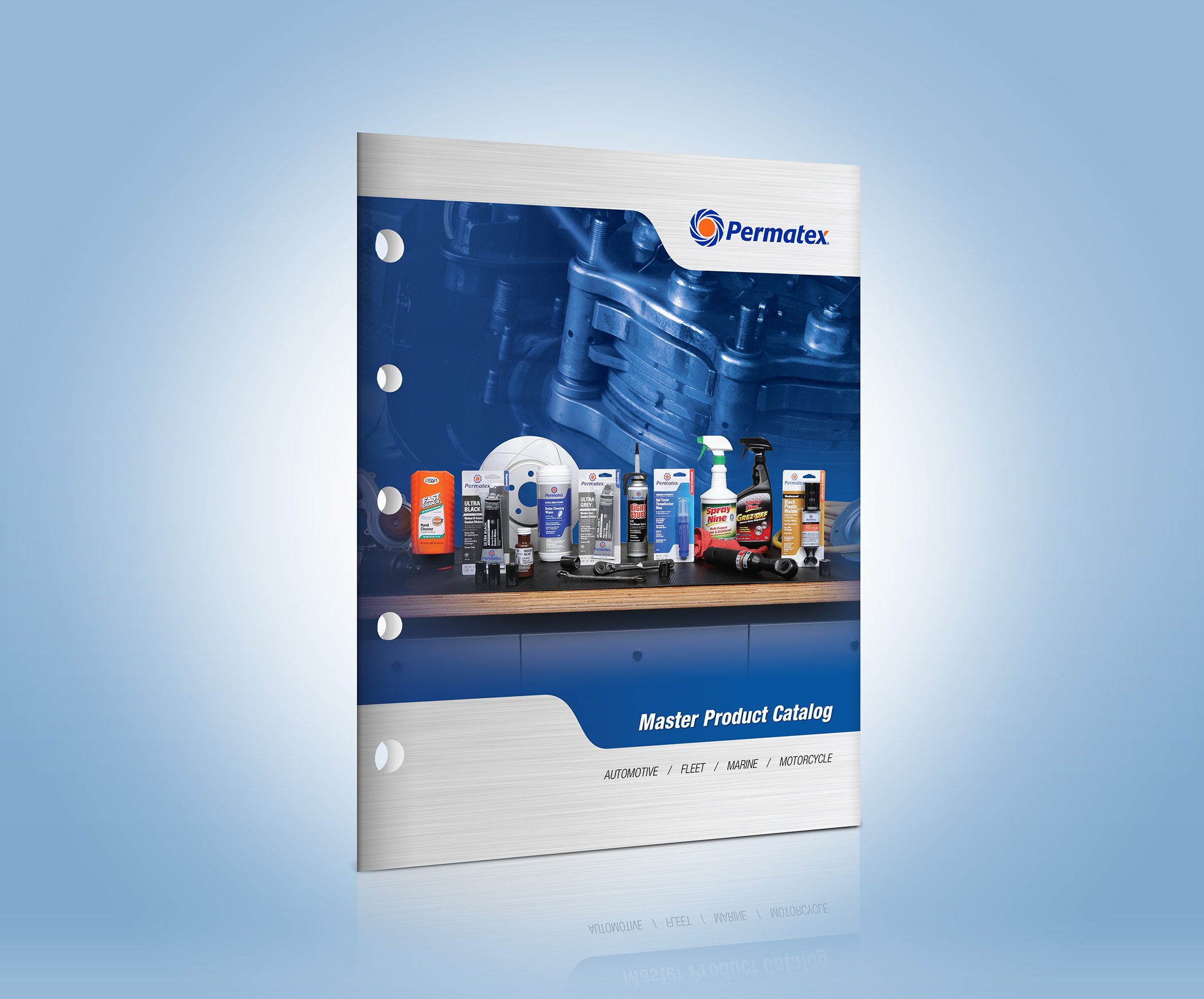 New Permatex Catalog